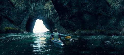Canoe water tunnel